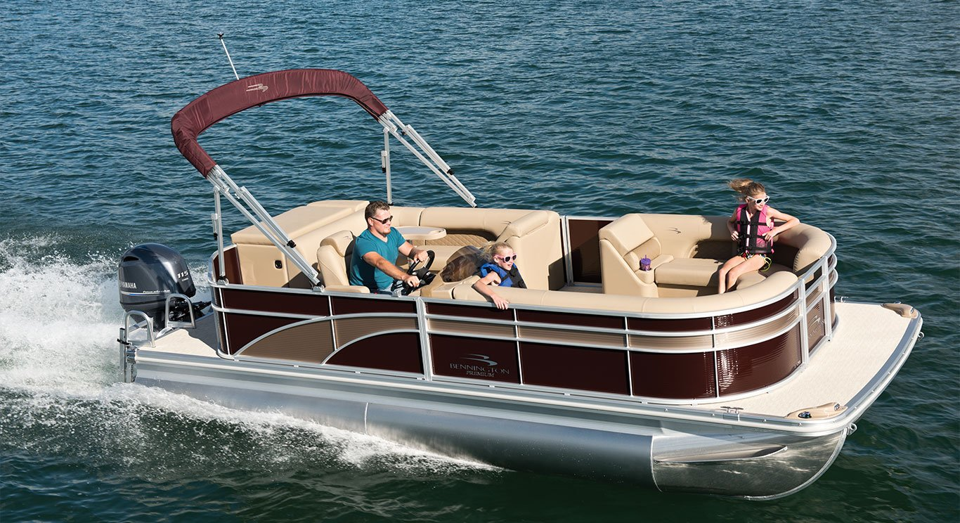 The Bennington 21 Slx Premium Boat Connection