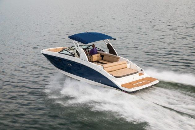 Sea Ray SDX 270 Sport Boat