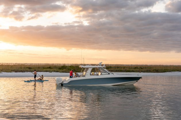 Boston Whaler 380 Realm Photo Gallery